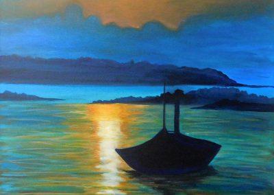 Navegando el sol