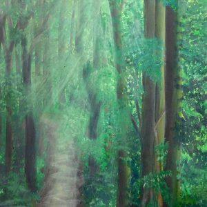 Pequeño bosque