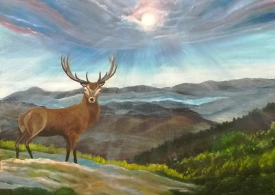 Valle de los ciervos