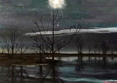 Noche de Epecuén III