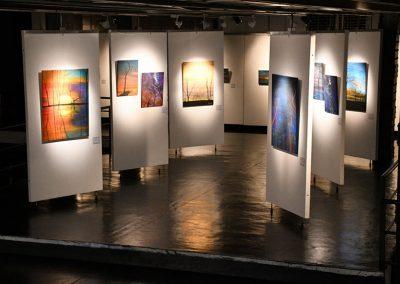paneles con pinturas