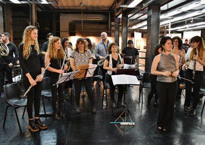 orquesta de vientos