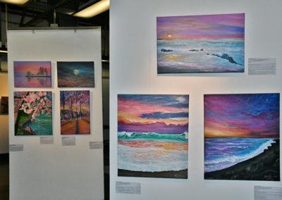 cuadros de la expo