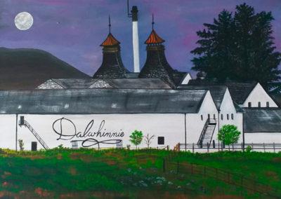 Destilería Dalwhinnie