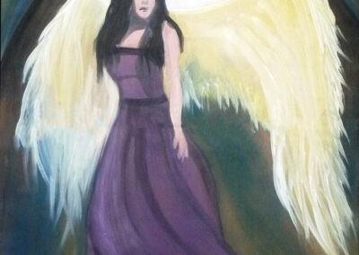 Ángel de la Melancolía