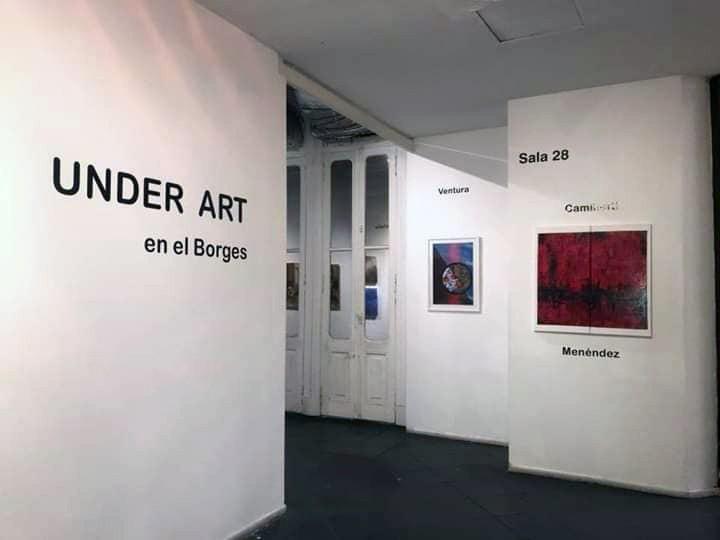 Borges Under Art