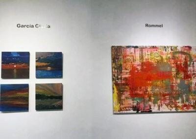 Borges Under Art Gisela García Gleria