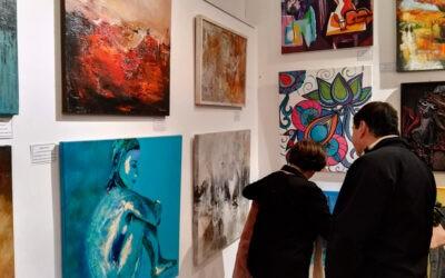 Exposición Premio Internacional de Arte Pintar 2019