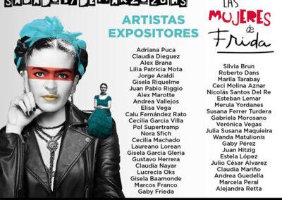 Las Mujeres de Frida Gisela García Gleria