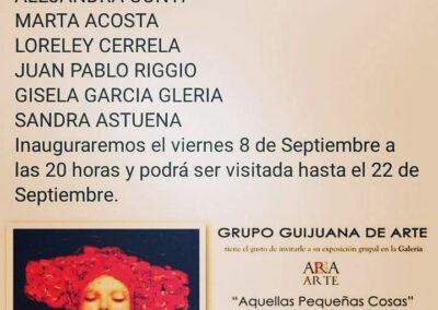 Aquellas pequeñas cosas Gisela García Gleria