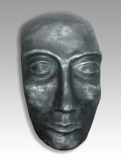 Mascara con patina de hierro Gisela García Gleria