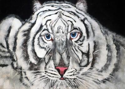 El sueño del tigre blanco