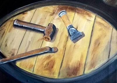 Una antigua artesanía